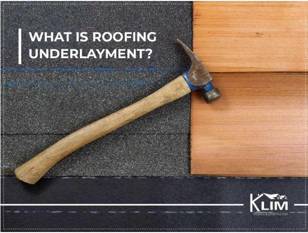 What Is Roofing Underlayment?